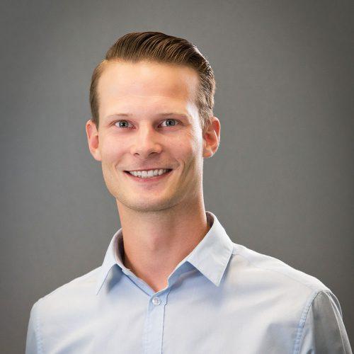 Dr Darren Zoamer from On Track Dental